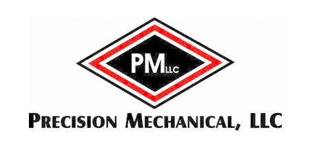 Precision Mechanical Inc Logo